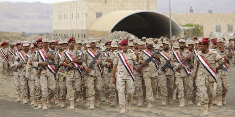 الحكومة تحول مبلغ 56 مليار ريال مرتبات الجيش لشهري يناير وفبراير