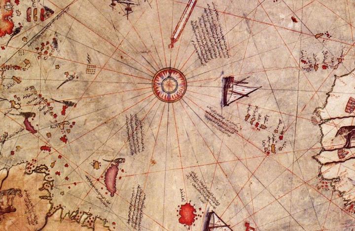 خريطة لمسلم من عهد القسطنطينية تثير حيرة العلماء (شاهد)