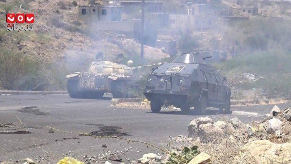 مصرع قائد العمليات الهجومية في مليشيا الحوثي وصالح شرقي مدينة تعز