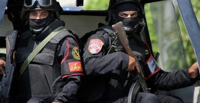 السلطات المصرية تعلن مقتل 7 ارهابيين بأسيوط