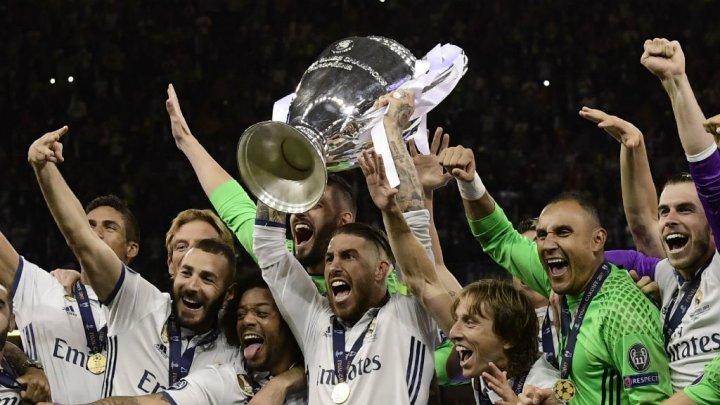 ريال مدريد يقهر يوفنتوس (4-1) ويفوز باللقب للمرة 12 في تاريخه
