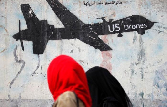 محكمة أمريكية ترفض مطالب ضحايا غارات طائرات مسيرة في اليمن.