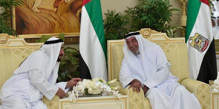 """هام.. الكشف عن مغادرة خليفة بن زايد الإمارات في """"زيارة خاصة"""" تفاصيلها """"سريّة"""""""