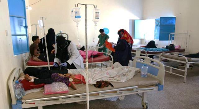 تقرير مخيف للامم المتحدة عن الارقام الحقيقية لاعداد المصابين بوباء الكوليرا في اليمن