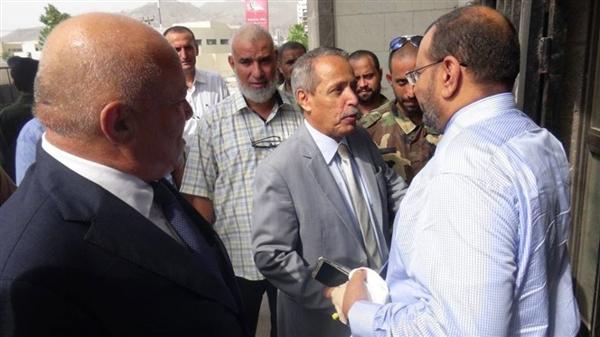 وزير العدل: الحكومة ستعمل على تفعيل دور المحاكم والنيابات بالعاصمة اليمنية المؤقتة عدن بعد ثلاثة أعوام من التوقف