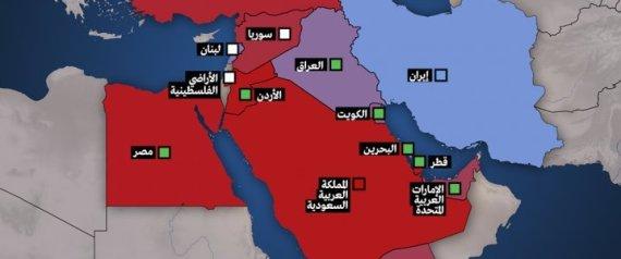 في تقرير مثير.. استعدوا لأيام صعبة.. توقعات متشائمة للأوضاع بالشرق الأوسط وشمال إفريقيا.. هذا ما سيحدث حتى نهاية 2017