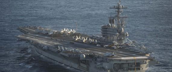 ماذا تفعل حاملة الطائرات الأميركية العملاقة على سواحل إسرائيل؟ تعرف على مهمتها الحقيقية