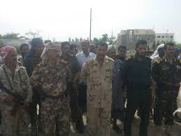 تدشين مهام كتيبة القوات الخاصة بزنجبار بمحافظة أبين