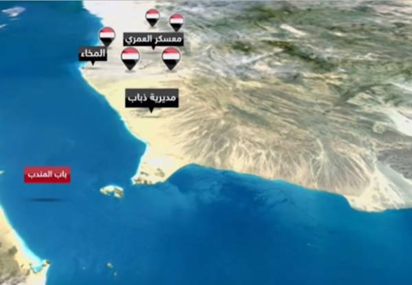 """تفاصيل صادمة.. لماذا تضغط الامارات على الرئيس """"هادي"""" لاعلان محافظة جديدة وفي هذا المكان بالذات؟؟!!"""