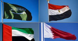 السعودية ومصر والإمارات والبحرين : تلقينا رد قطر وسنرد في الوقت المناسب