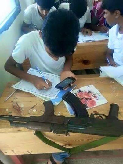 اليمن: الغش في الامتحانات بقوة السلاح.. تقرير
