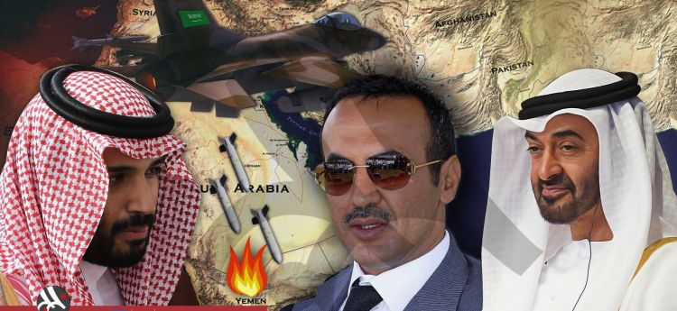 لقاء سري بين الاستخبارات السعودية ونجل صالح في عاصمة الامارات.