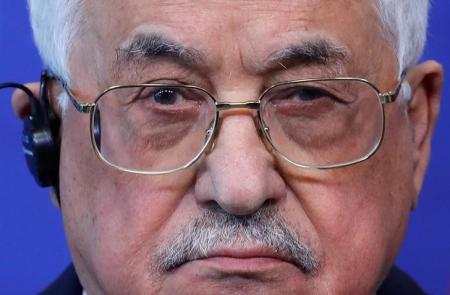 الرئيس الفلسطيني محمود عباس يتوعد حماس!