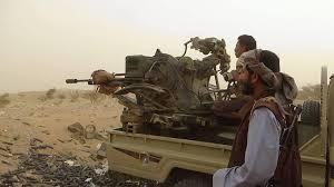مصرع 6حوثيثين بينهم قياديين في بمعارك شمال مديرية المتون.