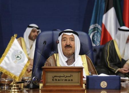 أمير دولة الكويت يوجه رسالة إلى اليمنيين