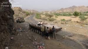 مقتل واصابة 13 عنصرا من المليشيات في معارك مع قوات الشرعية في كرش لحج