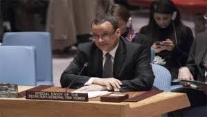 ولد الشيخ احمد يقدم احاطته لمجلس الامن حول الاوضاع في اليمن