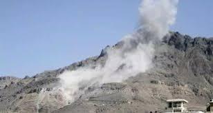 مقتل واصابة 18من المليشيات الانقلابية في غارات للتحالف العربي غرب تعز.