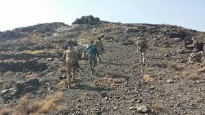 قوات الشرعية تسيطر على تبة القناص في جبهة الكدحة.