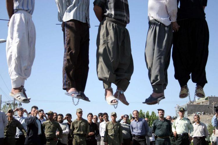 لن تصدق ان اهذا يحدث في بلد يدعي الاسلام ..منظمة حقوقية تتهم إيران باعدام شخصاً كل أربع ساعات
