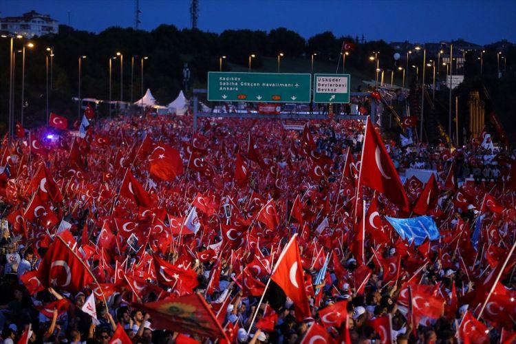 بمشاركة أردوغان.. تركيا تبدأ فعاليات احياء الذكرى الأولى لمحاولة الانقلاب الفاشلة