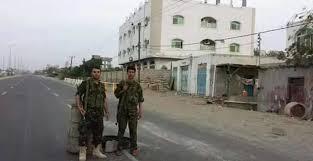 مقتل واصابة 9 من افراد الجيش الوطني في هجوم لمسلحين مجهولين على نقطة لهم في شبوة.