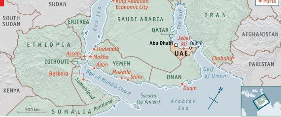 """الإمارات تلتهم موانئ الجيران.. كيف يقود """"بن زايد"""" امبراطوريته على حافة البحر؟"""