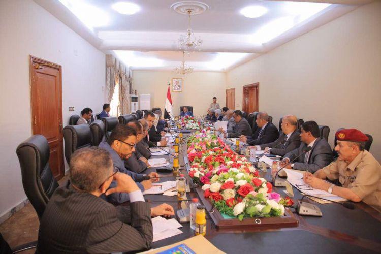 مجلس الوزراء يناقش المستجدات والجهود الحكومية المبذولة للتعاطي معها وفقا للأولويات الملحة