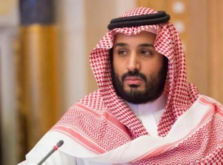 ولي العهد السعودي يلتقي المبعوث الروسي الخاص بالشؤون السورية