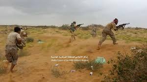 مقتل 6 من عناصر المليشيات المتمردة في ميدي محافظة حجة