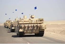 قوات الشرعية تشن هجوما عنيفا على مواقع الانقلابيين في معسكر خالد غرب تعز