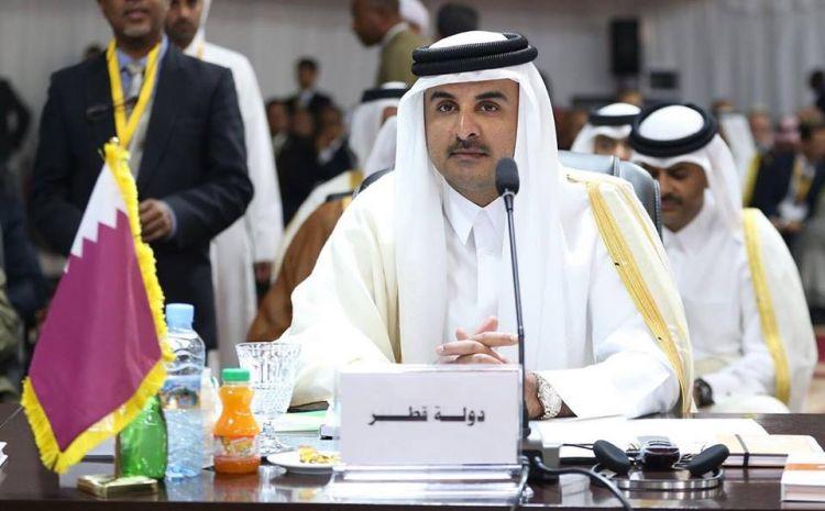 """ترقب كبير للخطاب الأول للأمير القطري """"تميم"""" منذ بداية الأزمة الخليجية"""
