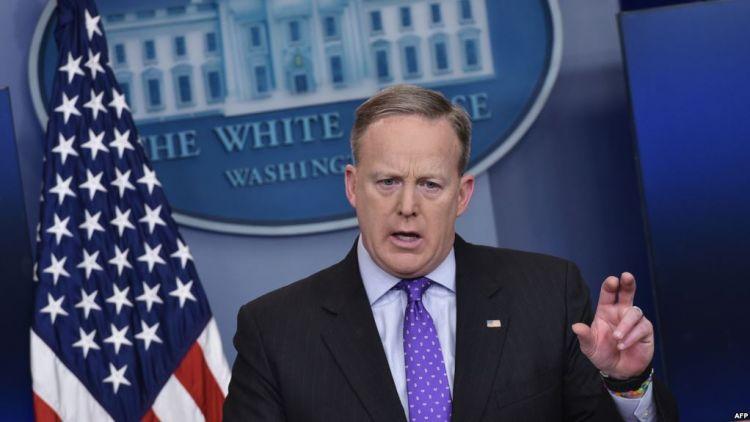 """متحدث البيت الأبيض """"شون سبايسر"""" يعلن استقالته من منصبه لهذا السبب"""