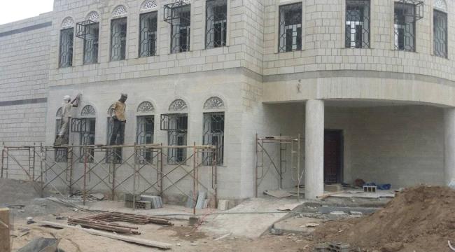 انجاز 80% من مشروع مبنى ديوان وزارة التربية والتعليم في عدن