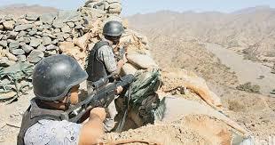 الجيش الوطني يشن هجوماً كبيراً على الانقلابيين ويسيطر على مناطق حدودية مع السعودية