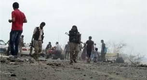مسلحون مجهولون يغتالون قائد قوات الحزام الامني في مديرية الوضيع بمحافظة ابين