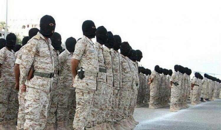 دورات تدريبية للقوات الخاصة ومكافحة الإرهاب بعدن