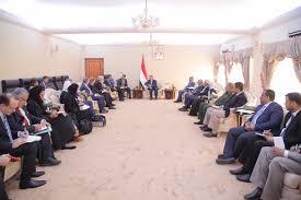 الحكومة اليمنية تطلب من الوفد الاممي نقل مقرات المنظمة الى عدن