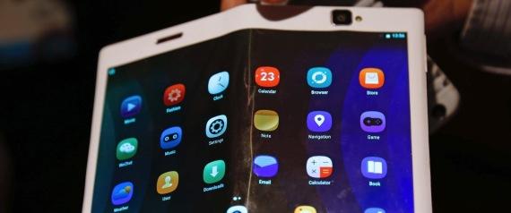 Lenovo تكشف عن جهاز لوحي جديد قابل للطي بشكل كامل.. شاهد صورة