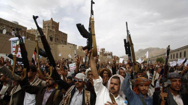 على أبواب صنعاء.. مستقبل اليمن على فوهة بركان