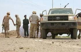مقتل مسؤول كبير في الحزام الامني في مديرية لودر محافظة ابين