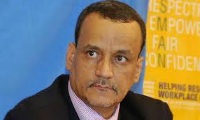 ولد الشيخ يبدا الايام القادمة جولة جديدة في اليمن