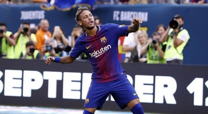 برشلونة يفوز بالكلاسيكو الودي على ريال مدريد