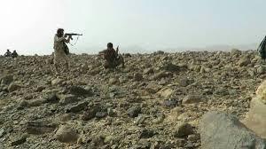 قوات الشرعية تحبط هجوم للمليشيات في جبهة هيلان