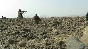 اشتداد المعارك بين الجيش الوطني والمليشيات الانقلابية في نهم