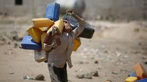مكتب تنسيق الشؤون الانسانية التابع للأمم المتحدة :7 ملايين يمني باتوا على وشك المجاعة