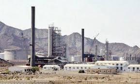 مليشيا الحوثي تنهب معدات مصنع اسمنت البرح
