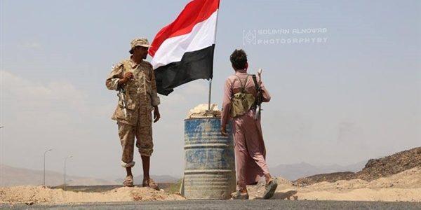 خط العبر الدولي يشهد انتشار مكثف لأربعة ألوية من الجيش الوطني