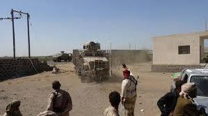 قوات الشرعية تعزز من تقدمها في موزع غرب تعز
