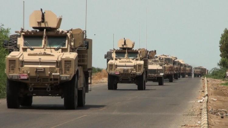 """مصادر مطلعة.. تحضيرات """"اماراتية"""" لعملية عسكرية في محافظة أبين على غرار ما حدث في شبوة"""